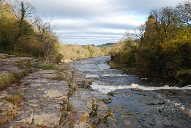 River Ure Aysgarth Wensleydale