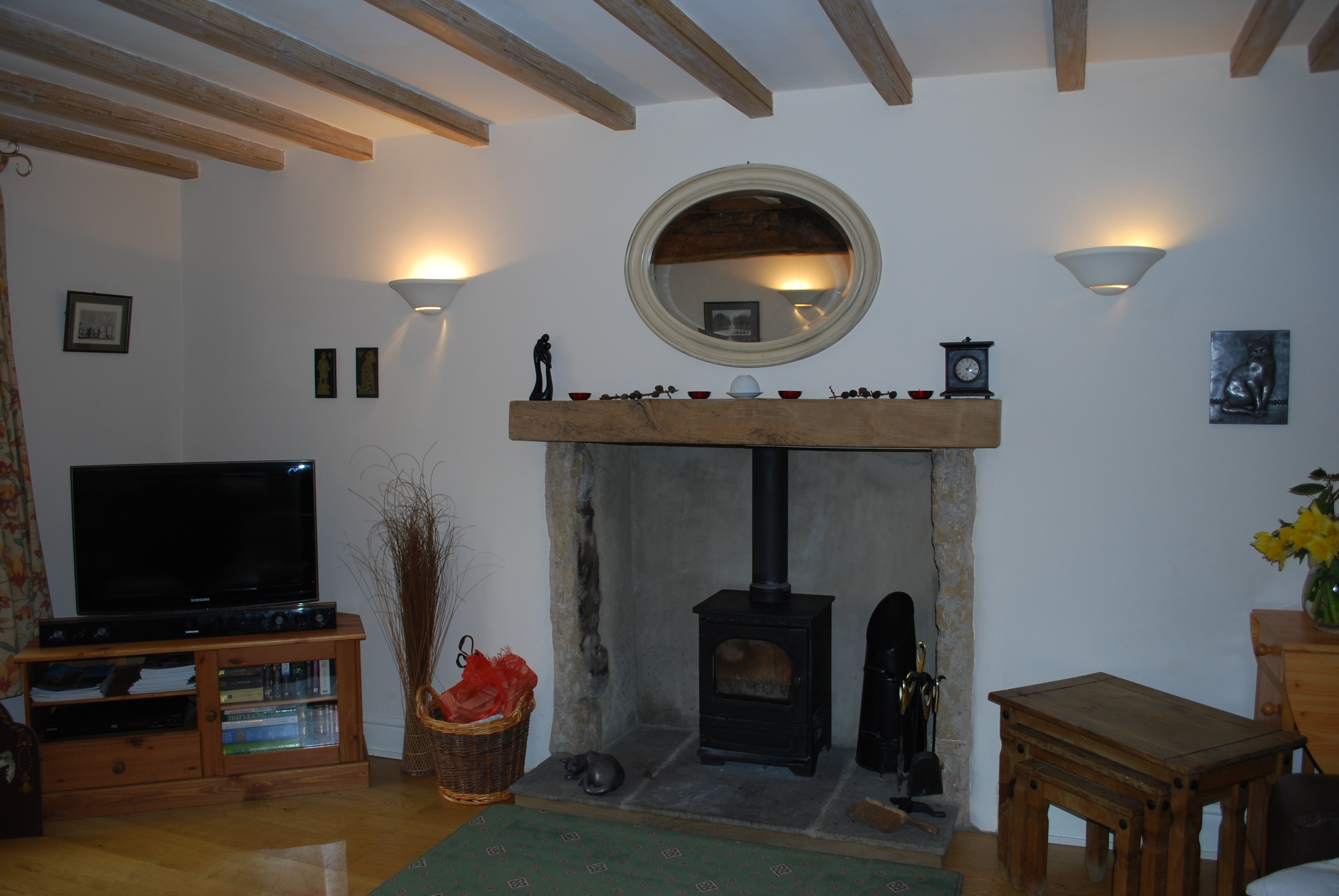 Cartmel Cottage Sitting Room