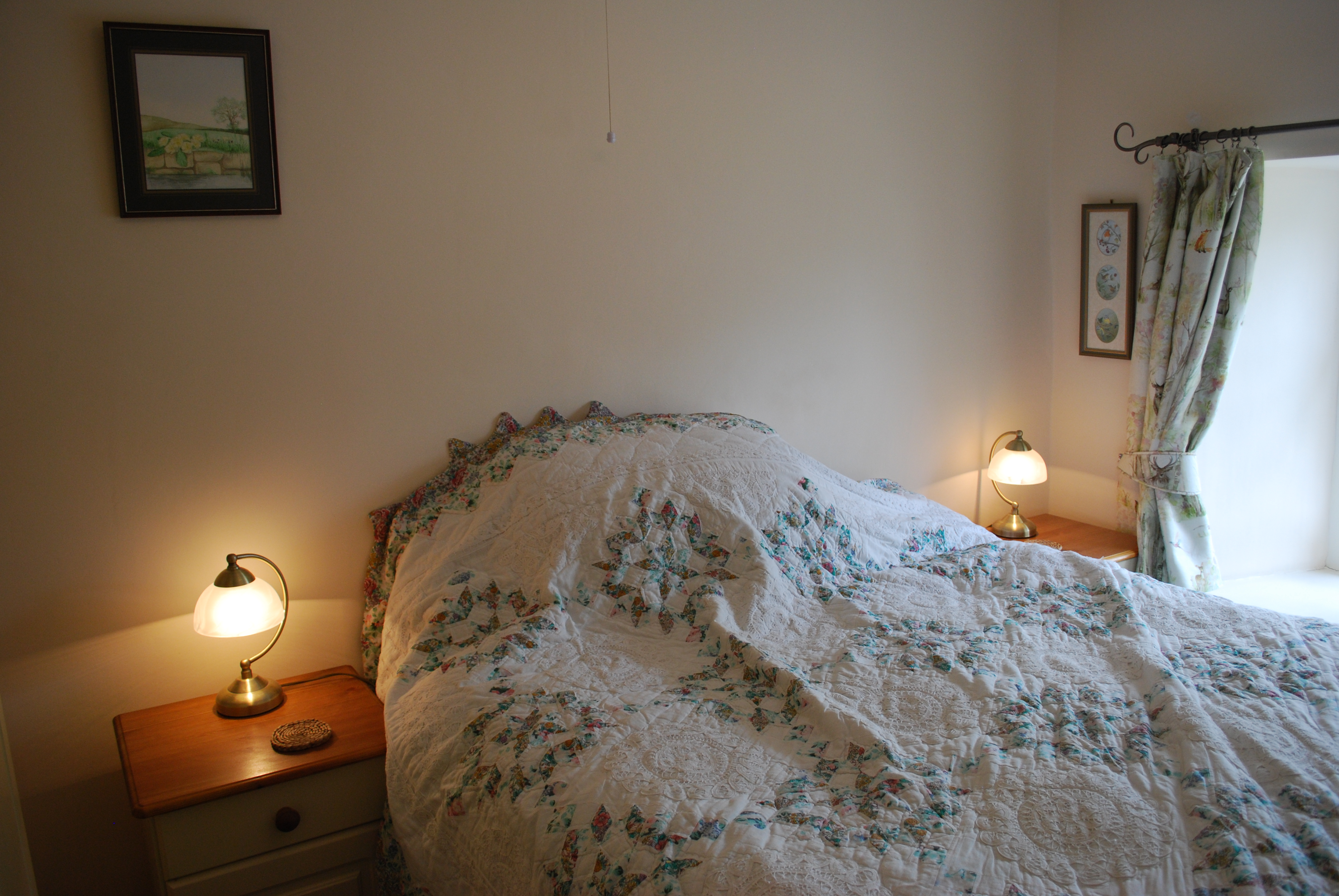 Cartmel Cottage Main Bedroom