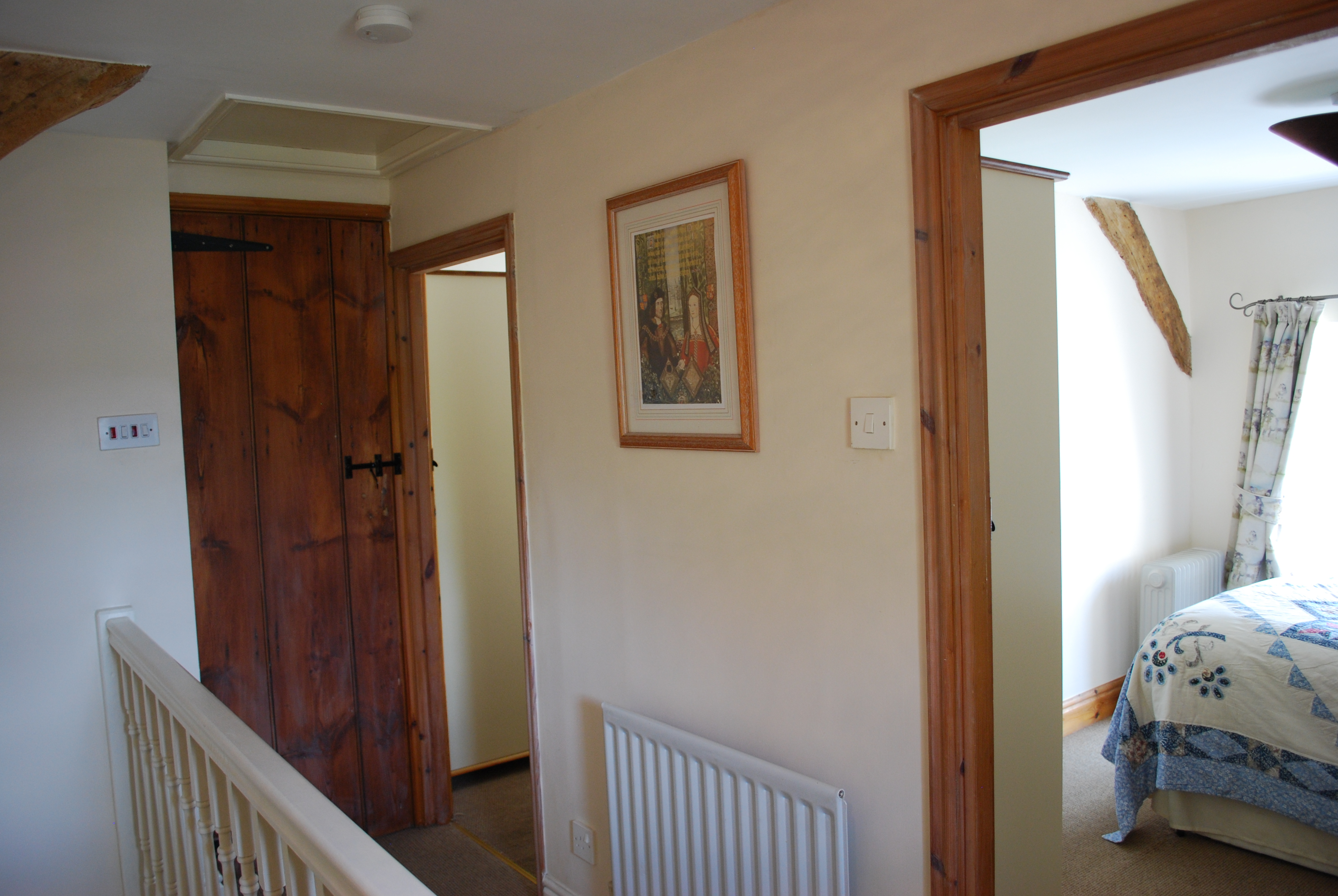 Cartmel Cottage Upstairs Landing