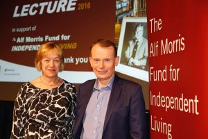 Jackie Ashley and Andrew Marr